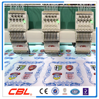 CBL 9 needles 15 heads computer embroidery machine for sale