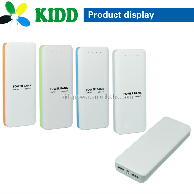 13200mAh Universal Battery Power Bank External USB Charger+Optional Cable Multiple Connectors