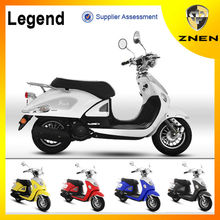 ZNEN 2016 new retro model Legend, the best 50cc and 125 cc Euro4 with EEC