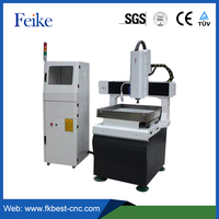 Mini CNC Router 3d engraver machine Desktop 6060 high speed and good quality machine