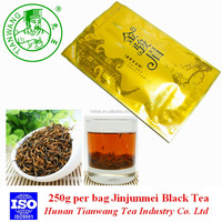 2015 new gift 250g per bag high quality Jin Junmei black tea