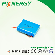 li-ion lithium ion battery pack 18650 3000mah 11.1v 12v rechargeable cylindrial batteries