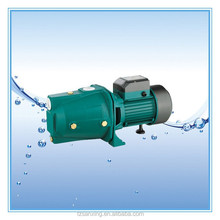 JET80B Self-priming water pumps with a very high hydraulic performance and a considerable pressure capacity