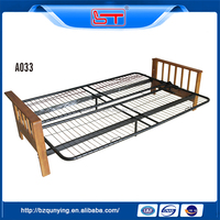 gold supplier china adjustable king size cheap bed frame for bedroom furniture