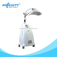 Facial beauty red blue yellow green led light therapy