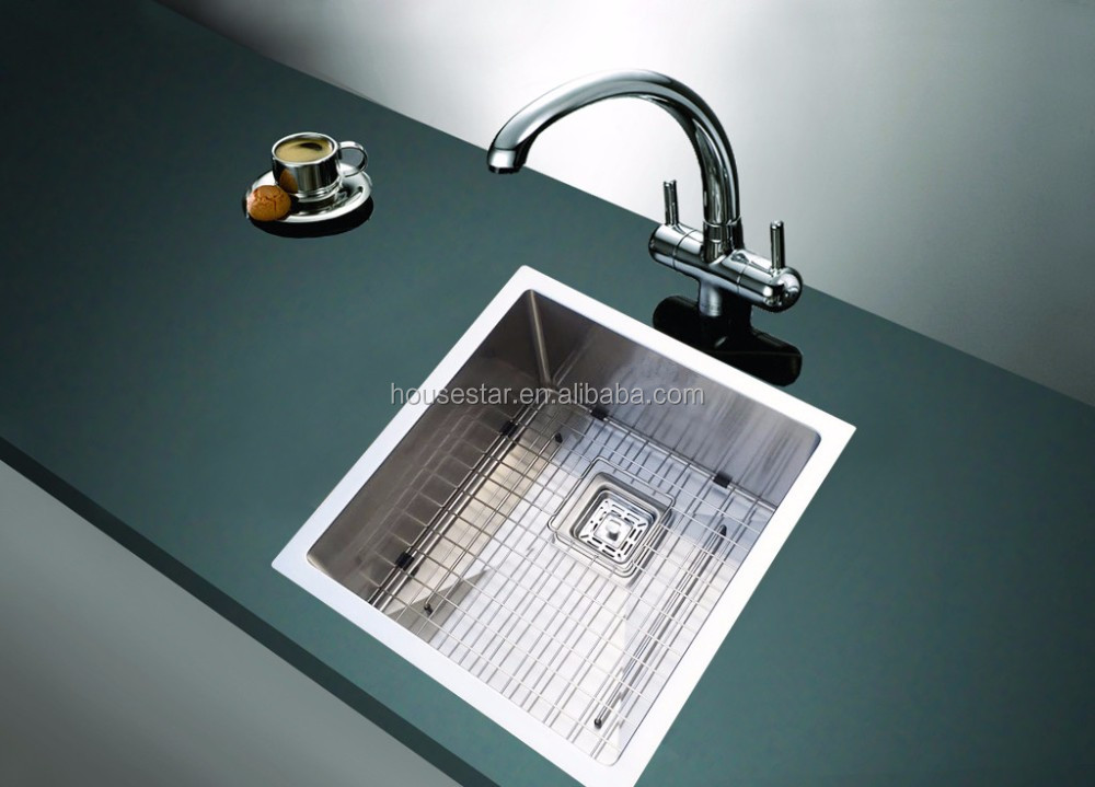 Innovative Stainless Steel Handmade Kitchen Sink For Prefab House