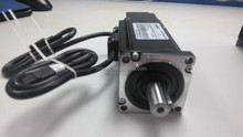 Chinese Servo Manufacturer UniMAT Input Three Phase AC 220V 2KW Servo Drive and Motor 2500rpm with Encoder Soft Cable