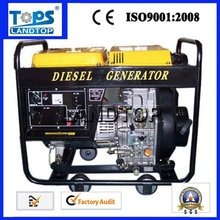 Hot general diesel self-contained power generator