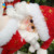 New design Christmas creative gift toys climbing rope Santa Christmas for decoration