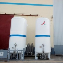 5000l-50000l large capacity bulk cryogenic liquid nitrogen storage tank
