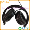 Premium quality fashion design hot selling customized famous brand gift headphone