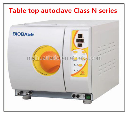 Hot sale 18L Microprocessor control table top autoclave sterilize