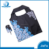 Reusable Nylon Foldable Shopping Bag, Nylon Bag Fold with a Small Pouch