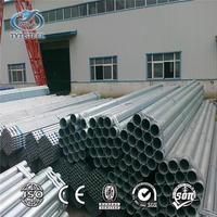 Hot Sale! Galvanised Steel Pipe fluid pipe China Supplier