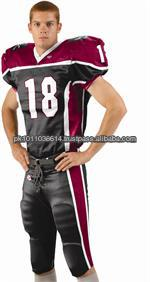 Tackle Twill Customized American Football Uniforms Perfect Fit