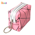 Encai Small Boutique Embroidery Make-up Bag Lady Fashion Travel Cosmetic Bag