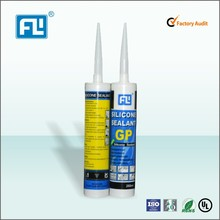 Fireproof silicone sealant, fire rated silicone sealant for glass and doors