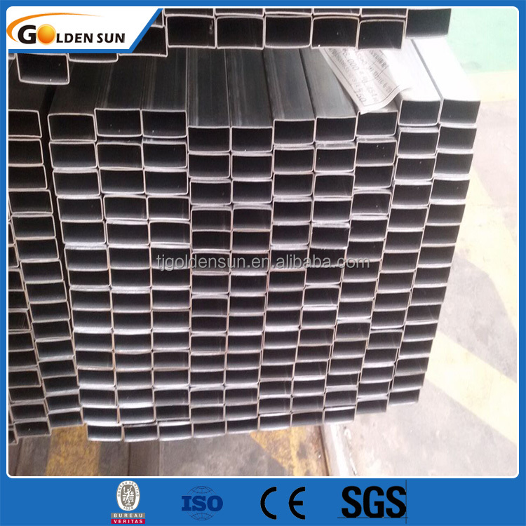 2017 RHS Hollow Section Steel Pipe / Pre Galvanized RHS Pipe Steel