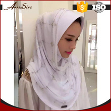 AMESIN chinese products wholesale stylish arab hijabs