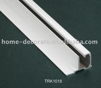 Window Curtain Aluminium Hotel Rail