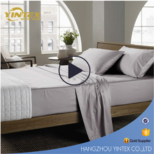 1500TC 1800TC Wrinkle Free Luxury Hotel Bed Line,King Size Microfiber Bed Sheet