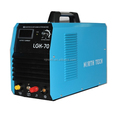 CE inverter IGBT pilot arc air plasma cutter,air plasma cutting machine LGK70(3P 380V 70A),2017 plasma cutter for light industry