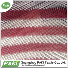 stiff mesh fabric latest sofa fabrics polyester mesh lining fabric for suitcase luggage bags