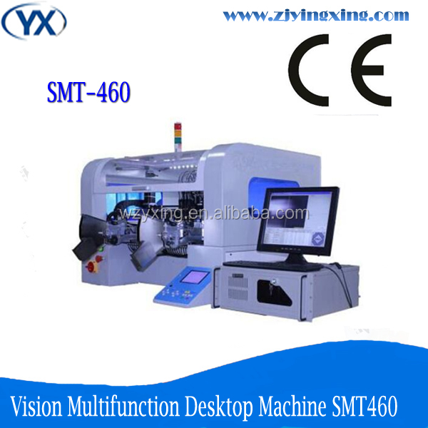 SMT460 New Developed SMT Machinery SMD Pick and Place Machine