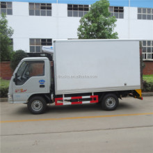 Alibaba china best selling jac refrigerator refrigerated van