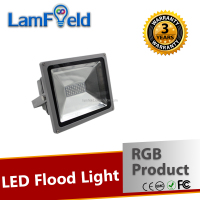 Hot Sale Outdoor Lighting 30W DMX RGB LED Flood Light With DMX512 Controlller