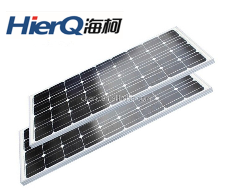 High quality hot sale manufacturing mono 30w solar panel