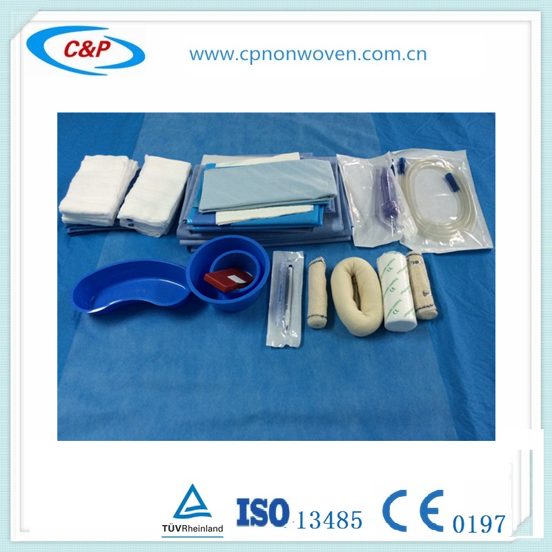 Disposable Sterile Shoulder Joint Orthopedic Shoulder Pack