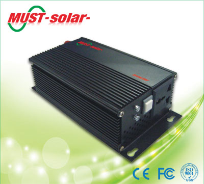 <MUST Solar>High Frequency Solar inverter without charger 100w 200w inverter