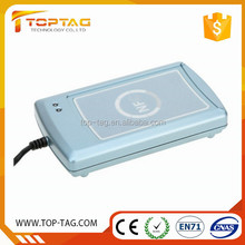 Free SDK USD RFID NFC Smart Card Reader / Writer for Time and Attendance