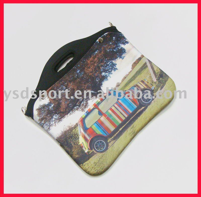 Cartoon notebook laptop sleeve (New arrival)