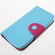 Factory Wholesale thread pu leather Mobile Phone Case For Pantech Vega Racer 2 MI-A830L