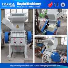 Small Vertical Plastic Crusher Machine / Plastic Profiles Crusher