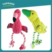 TOPRANK Supply Quality Wholesale New Style Big Bird Plush Toy Animals Dog Plush Toy Soft