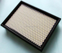Auto Filter Air Filter Element Repalcement A1208C for BUICK OPEL CHEVROLET