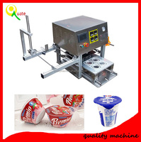 Table top semi Automatic Paper Cup Sealing Machine / Sealer Machine