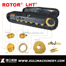 undercarriage parts for kobelco excavator machinery spare parts