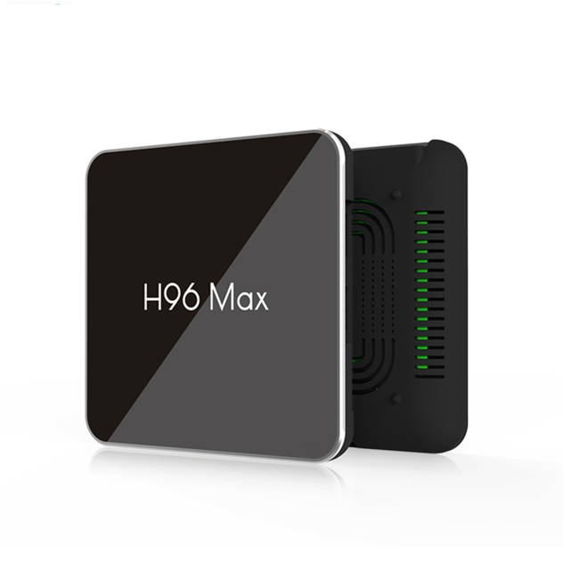 4GB/32GB H96 max Amlogic S905X2 Quad Core Android 8.1 TV BOX 4GB/64GB 2.4G/5GHz Dual <strong>WiFi</strong> 4K HD