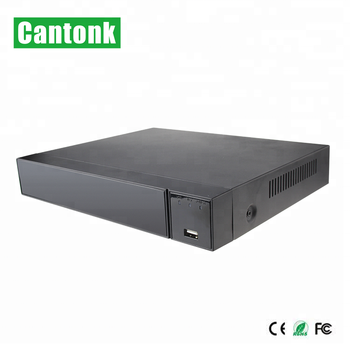 Cantonk H.265 POE NVR 36CH 4K/12M Support,2HDD