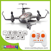 Top sale 2.4G four axis 4 channel inverted remote control model aircraft engine