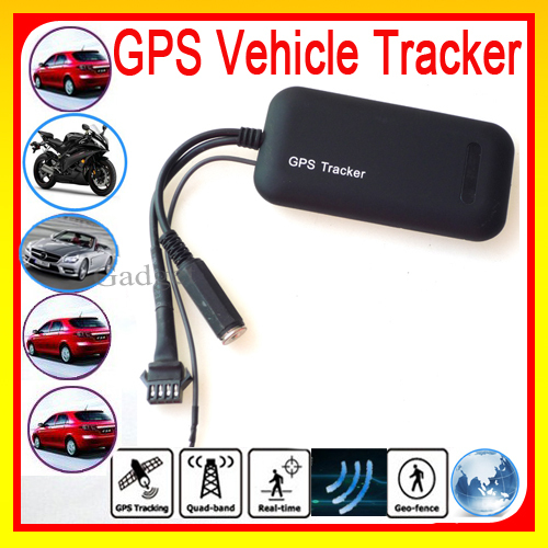 Mini localizzatore satellitare GPS Tracker outdoor Car GPS Tracker TK103b Android APP Tracking With Real Time Tracking platform