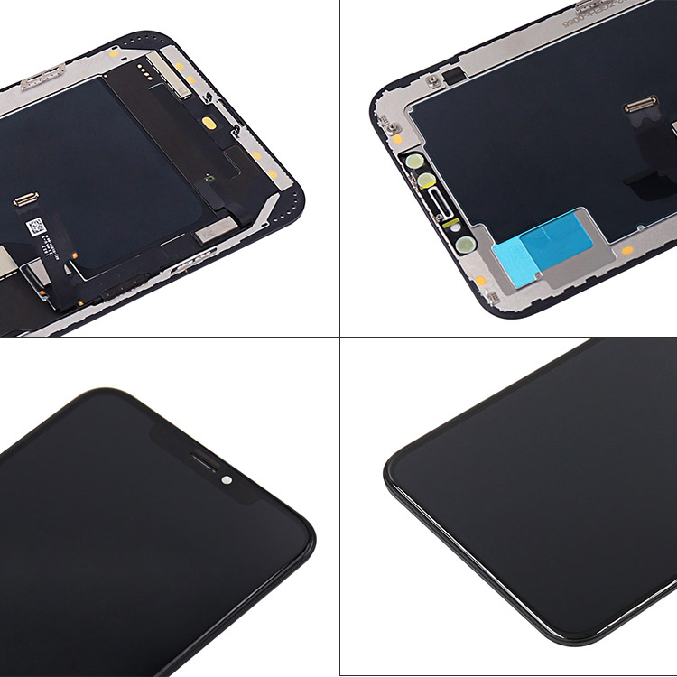 Fix Phone parts for iPhone XsMax lcd replacement,for iPhone XS MAX LCD touch glass assembly