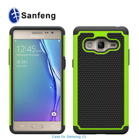 Mobile accessories fancy designer offer sample super TPU Silicone cell phone case cover for samsung galaxy Z3