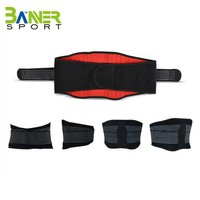 Neoprene protector submersible spring pressure exercise elastic waist band support
