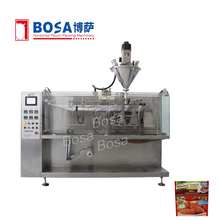 high speed gummy candy sachet packing machine