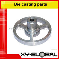 China Supplier Custom Made Aluminum Die Casting Part In Automobiles & Motorcycles